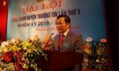 Hà Nội: Kiểm điểm Bí thư, Chủ tịch UBND huyện Thường Tín