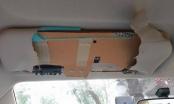Bản tin Xe Plus: Sự thật về tấm che nắng trên Toyota Vios làm từ bìa carton?