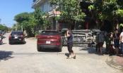 Clip ghi lại khoảnh khắc xe bán tải Ford Ranger bị tông lật ngay giữa ngã tư