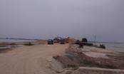 Tây Ninh: Tỉnh tích cực kiểm tra, cát tặc vẫn tung hoành khai thác tại hồ Dầu Tiếng?
