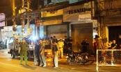 Hiện trường 2 hiệp sĩ đường phố TP HCM tử vong