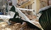 Lâm Đồng: Tường nhà bất ngờ bị sập, một người bị thương nặng