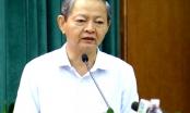 TP HCM: Thủ tướng đồng ý cho ông Lê Văn Khoa nghỉ công tác vì lý do sức khỏe