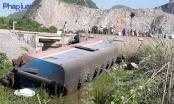 Hiện trường kinh hoàng vụ tai nạn tàu hỏa đâm xe tải khiến 13 người thương vong