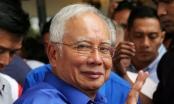 Cựu thủ tướng Malaysia Najib Razak bị bắt tại nhà riêng