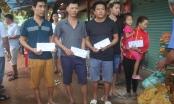 Hỗ trợ người Việt trong vùng ảnh hưởng của lũ tại Lào
