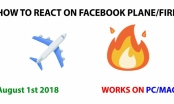 Plane React - Cách bày tỏ cảm xúc mới trên Facebook?