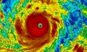 Siêu bão Mangkhut vào Biển Đông mạnh cấp 17, gió giật 200km/giờ