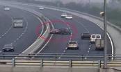 Tổng hợp các clip lùi xe, đi ngược chiều trên cao tốc