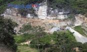 UBND tỉnh Hà Giang chỉ đạo xử lý nghiêm tình trạng khai thác đá trái phép tại huyện Xín Mần