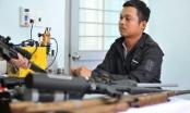 Đắk Lắk: Mua thiết bị chế tạo súng một đối tượng bị bắt