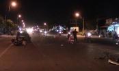 Bình Dương: Tai nạn liên hoàn giữa 5 phương tiện, 3 người bị thương