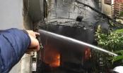 Hà Nội: Cháy lớn ở một quán karaoke tại quận Hoàn Kiếm