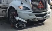 Chồng chết thảm dưới bánh xe bồn sau tai nạn trên QL1A