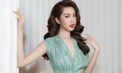 Giữa một dàn Hoa hậu, Thúy Ngân vẫn tự tin catwalk đầy thần thái