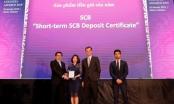 Chứng chỉ tiền gửi của Ngân hàng SCB liên tiếp nhận các giải thưởng uy tín