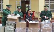Bắt giữ đối tượng vận chuyển hơn 2.000 lọ kem dưỡng da nhập lậu từ Trung Quốc