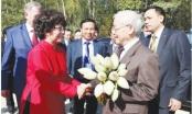 Tập đoàn TH và dấu ấn xuất ngoại của nông nghiệp Việt Nam năm 2018