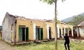 Hà Giang: Mưa đá kèm theo giông lốc làm vỡ mái nhà, thiệt hại hàng tỷ đồng