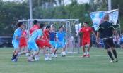 Chiến thắng 2 sao trước Giáo dục & thời đại, đội Pháp luật Việt Nam lọt vào bán kết Press cup 2018