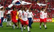 Những cú sốc lớn nhất lịch sử World Cup