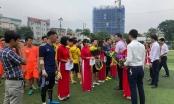 Hà Nội: Khai mạc giải bóng đá chào mừng 73 năm Cách mạng tháng 8 thành công và Quốc khánh 2/9