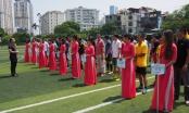 Bế mạc Giải bóng đá chào mừng kỷ niệm 73 năm cách mạng tháng 8 và Quốc khánh 2/9