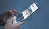 Hé lộ smartphone màn hình cong đầu tiên của Samsung