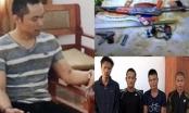 Kon Tum: Họp báo về vụ truy bắt đối tượng Trần Trung Hùng và đồng bọn