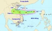 Dự báo thời tiết ngày 9/10: Áp thấp nhiệt đới tiến sát bờ biển Hà Tĩnh-Quảng Trị