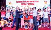 FC báo chí Thanh Hóa vô địch Giải bóng đá báo chí miền Trung lần thứ V, năm 2018