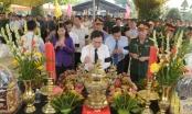 Kiên Giang: Tổ chức lễ truy điệu, an táng 66 hài cốt Liệt sĩ hy sinh tại chiến trường Campuchia