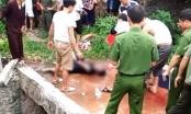 Hà Nội: Phát hiện người đàn ông chết bất thường dưới mương nước