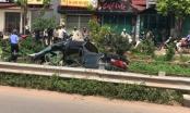 Bắc Giang: Tàu hỏa đâm ô tô, Chủ tịch Hội khuyến học huyện Lạng Giang tử vong
