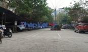 Sân chơi cây xanh thành điểm trông xe: Đội Thanh tra Giao thông quận Thanh Xuân không hề hay biết!