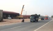Bắc Giang: Hàng loạt tôn sóng hộ lan QL1 biến mất, ai là thủ phạm?