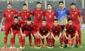 Bảng xếp hạng FIFA tháng 1/2018: Việt Nam đứng đầu Đông Nam Á
