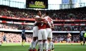 Arsenal 3-1 West Ham: Ngược dòng thành công