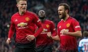 M.U 2-0 Reading: Chiến thắng thứ 5 liên tiếp