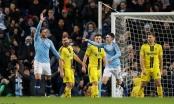 Man City 9-0 Burton Albion: Tỉ số không tưởng
