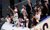 Toàn cảnh lễ ăn mừng hoành tráng bậc nhất của Real Madrid