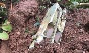 Rơi máy bay Su-22 ở Nghệ An: Đã tìm thấy hộp đen bị vùi sâu dưới đất