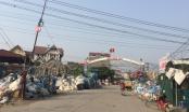 """Hưng Yên: """"Báo động"""" ô nhiễm làng nghề tái chế nhựa"""