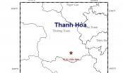 Bất ngờ xảy ra động đất 3,0 độ Richter tại huyện miền núi Thường Xuân, Thanh Hóa