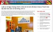 """Ai đang """"tiếp tay"""" cho Imexco Thanh Hóa tẩu tán tài sản?"""