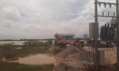 Thái Bình: Trạm trộn bê tông khiến nước sinh hoạt bị ô nhiễm
