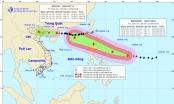 Hà Nội nằm trong vùng ảnh hưởng của cơn bão số 5