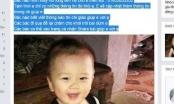 Thanh Hóa: Tìm thấy cháu bé 2 tuổi nghi bị bắt cóc