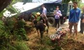 Tin tai nạn giao thông: Va chạm với xe tải, cụ ông đi xe đạp điện tử vong tại chỗ