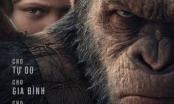 Trailer phần 3 phim bom tấn: 'Đại chiến hành tinh khỉ - War For The Planet Of The Apes'
